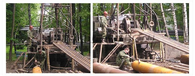 Ликвидируем водяную скважину в Московской области