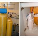 Системы очистки воды в коттедже