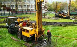 строительство геотермальных скважин