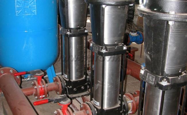 реконструкция системы водоснабжения СНТ