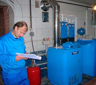Сервис систем водоснабжения