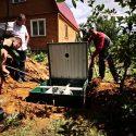 Подготовка к дачному сезону систем водоснабжения, водоочистки, канализации