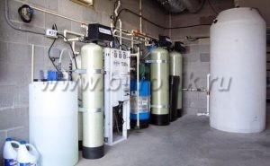 Монтаж водоочистки и водоподготовки