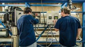 Сервисное обслуживание оборудования водоподготовки
