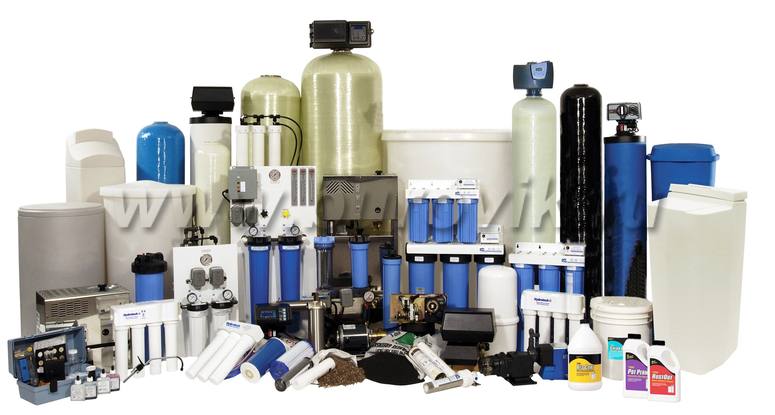 Выбор способа фильтрации при водоподготовке воды из скважины