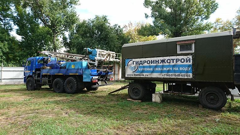 Модернизация скважины
