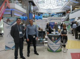 Гидроинжстрой на выставке-ярмарке в Туле