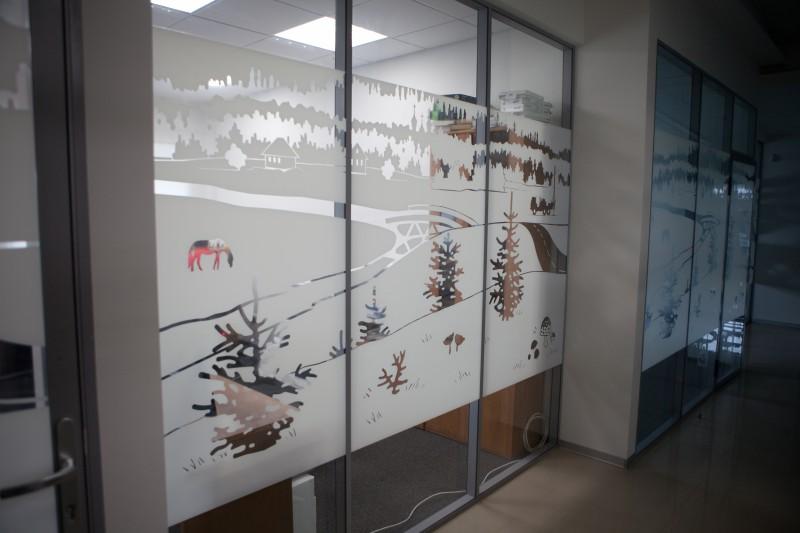 Офис Гидроинжстрой в Истре
