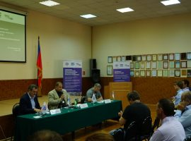 «Гидроинжстрой» принял участие в семинаре