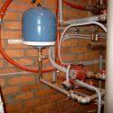 Водоснабжение частного дома горячей водой