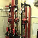 Ремонт систем горячего водоснабжения: общий перечень и особенности работ