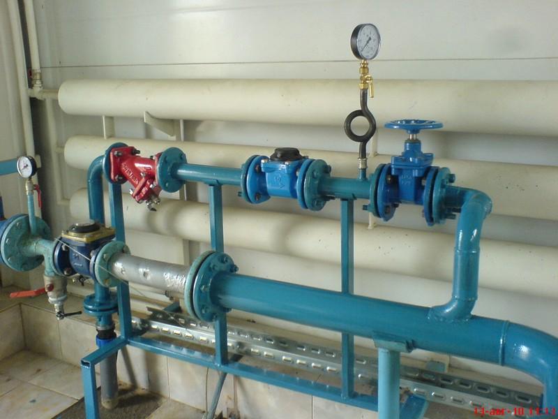 Проектирование и строительство систем очистки воды