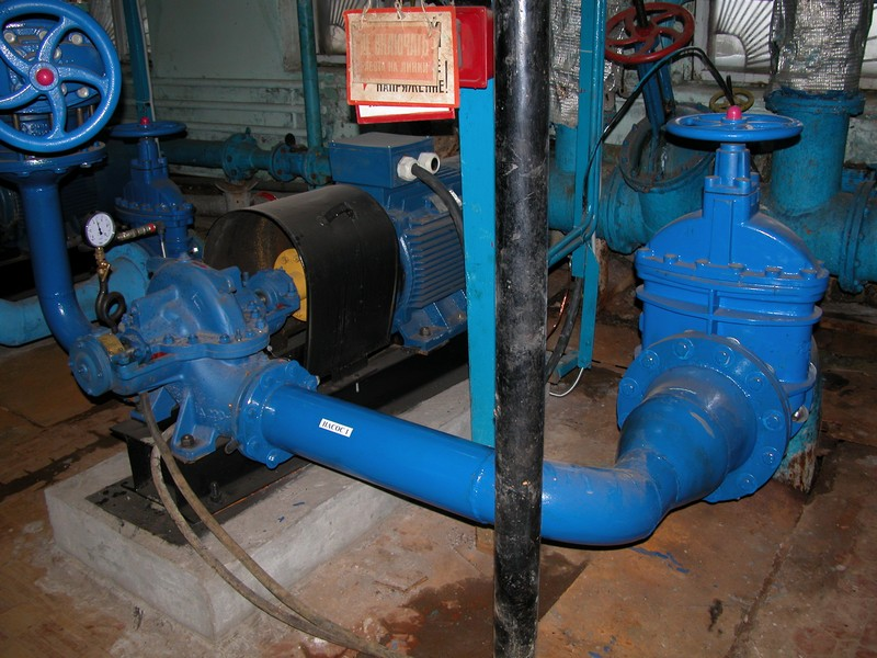 Расчет водозаборных сооружений «под ключ»