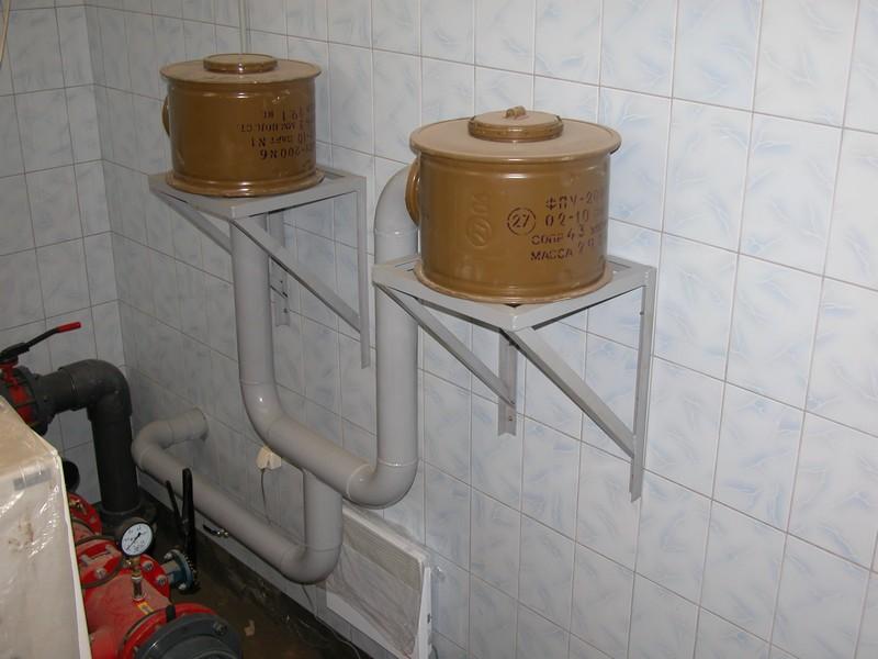 Водоснабжение и ливневая канализация