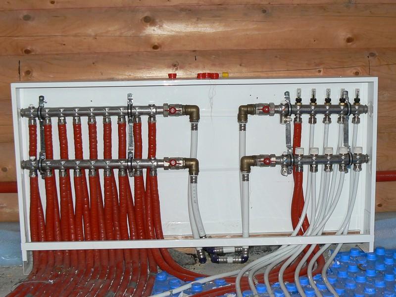 Правильный ремонт систем водоснабжения здания