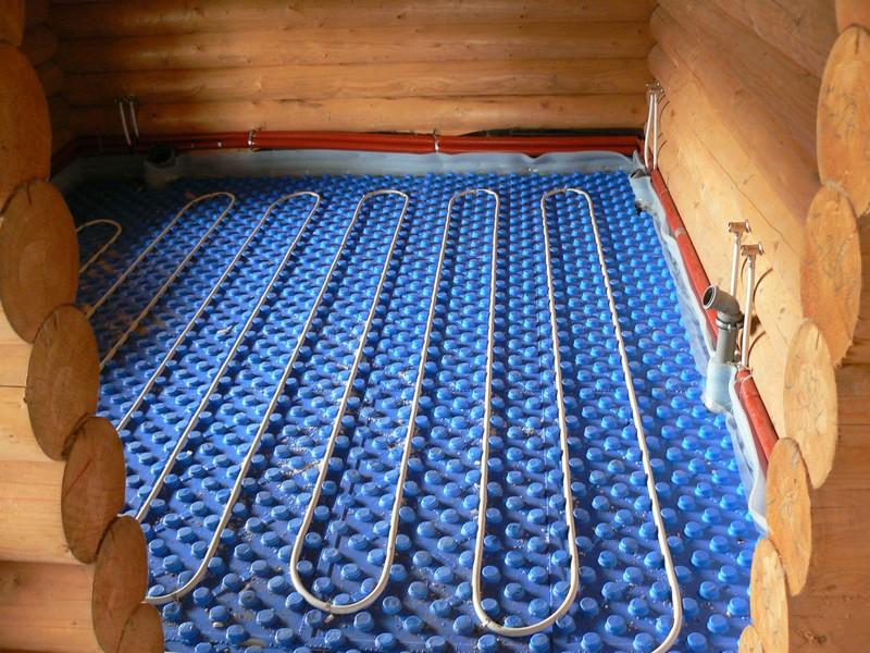 Система отопления загородного дома под ключ