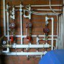 Отопление и канализация в загородном доме: инженерные сети в нашем исполнении
