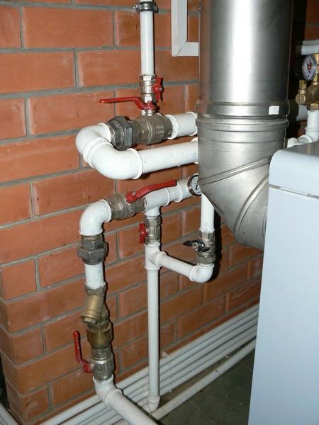 Ремонт систем горячего водоснабжения общий перечень и особенности работ