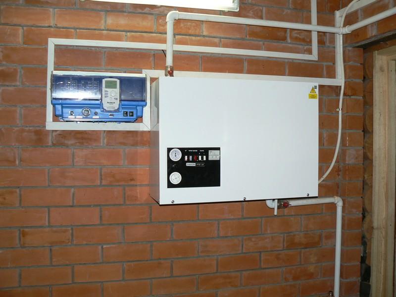 Отопление и канализация в загородном доме инженерные сети в нашем исполнении
