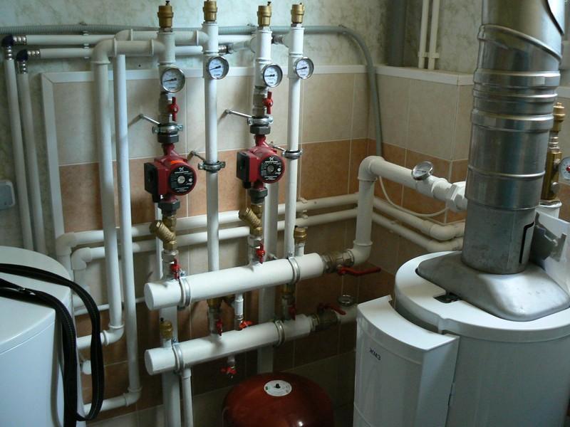 Отопление и канализация частного дома. Обустройство загородного дома редко обходится без автономных инженерных систем