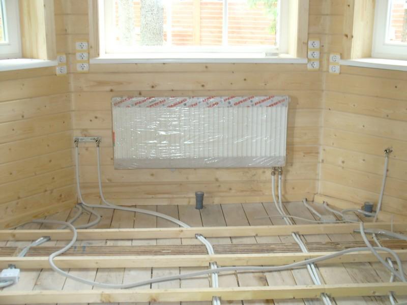 Как сделать систему отопления частного дома