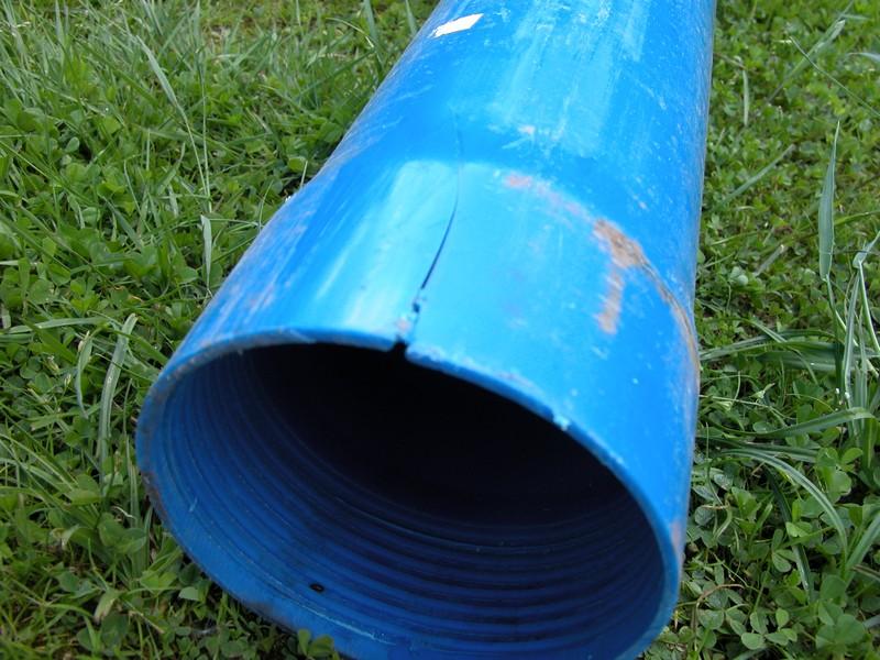 Особенности бурения разведочной скважины на воду