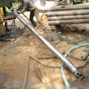 Бурение скважин на воду с обсадной трубой