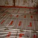 Отопление дома теплыми полами: плюсы и минусы