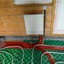 Отопление частного дома. Цена работы