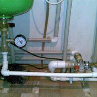 Стоимость монтажа систем водоснабжения