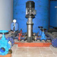 Автоматизация систем водоснабжения и водоотведения