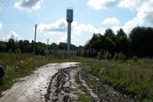 Бурение скважины на воду село Ненашево